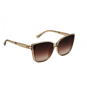 Dámske slnečné okuliare Gauzy Gold BROWN