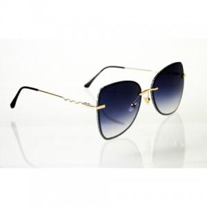 Dámske slnečné okuliare Glass Glitter BLACK