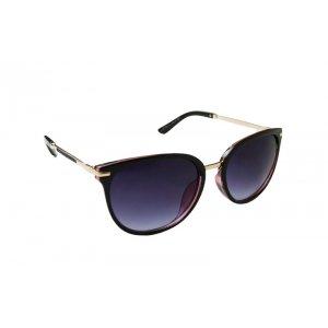 Dámske slnečné okuliare Gold Black Line BLACK