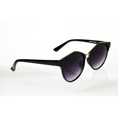 Dámske slnečné okuliare Gold Line BLACK