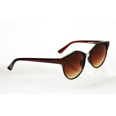 Dámske slnečné okuliare Gold Line BROWN