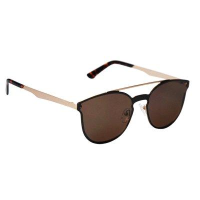 Dámske slnečné okuliare Gold Line Tiger BROWN