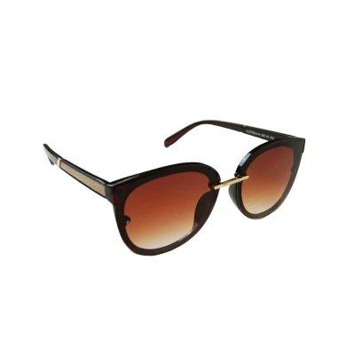Dámske slnečné okuliare Gold Way BROWN