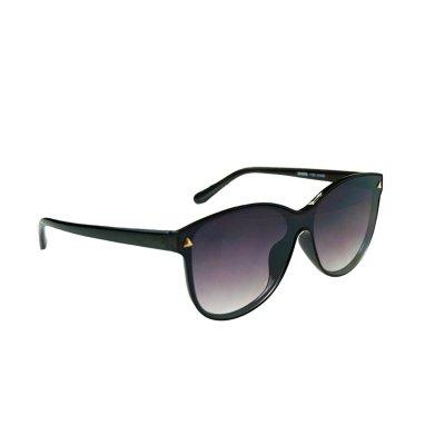 Dámske slnečné okuliare Gold Wedge BLACK