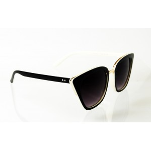 Dámske slnečné okuliare Lady Beige BLACK&WHITE