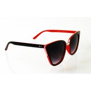 Dámske slnečné okuliare Lady Beige BLAC&RED