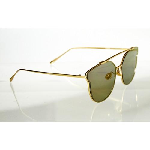 Dámske slnečné okuliare LINSDAY GOLD 6cc1433f212