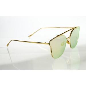 Dámske slnečné okuliare LISA PINKYGOLD