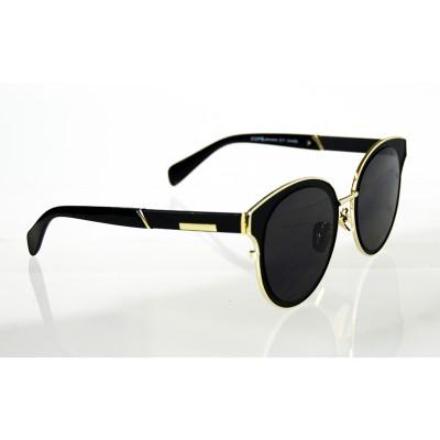 Dámske slnečné okuliare LISSY BLACK&GOLD