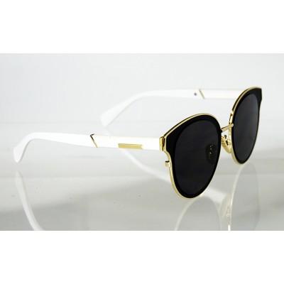 Dámske slnečné okuliare LISSY white
