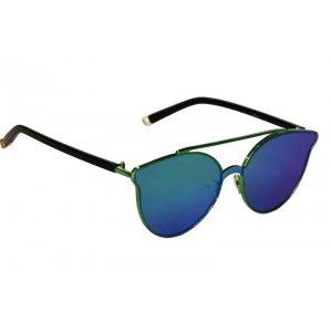 Dámske slnečné okuliare Luxury Modern Mold GREEN