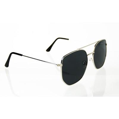 Slnečné okuliare Mimic silver BLACK