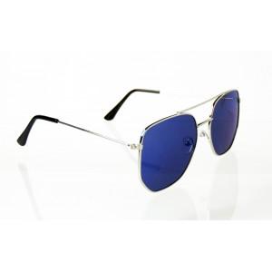Dámske slnečné okuliare Mimic silver BLUE