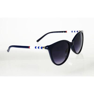 Dámske slnečné okuliare Roll Style BLACK&BLUE