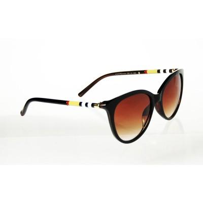 Dámske slnečné okuliare Roll Style BROWN