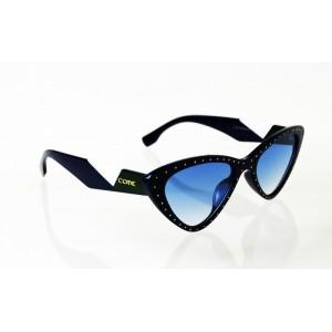 Dámske slnečné okuliare Spots BLUE