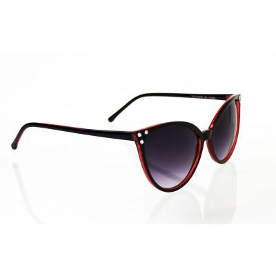 Dámske slnečné okuliare Victory Style RED