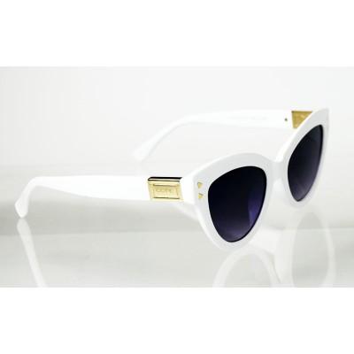 Dámske slnečné okuliare Wedge WHITE
