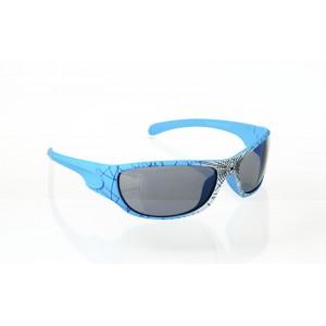 Detské polarizačné okuliare Spider BLUE