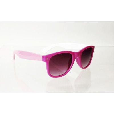 Detské slnečné okuliare Wayfarer Pink