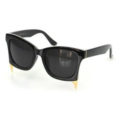 Dámske slnečné okuliare Dragon čierne