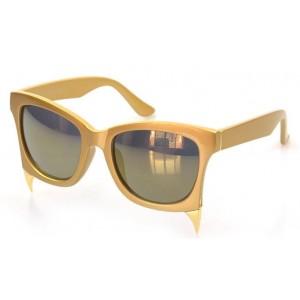Dámske slnečné okuliare Dragon zlaté