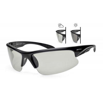 Fotochromatické okuliare AMAZE Black