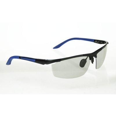 Fotochromatické okuliare clasic SPORT BLACK&BLUE
