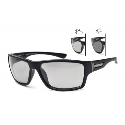 Fotochromatické okuliare DISCOVER Black
