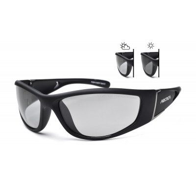 Fotochromatické okuliare RUSH Black