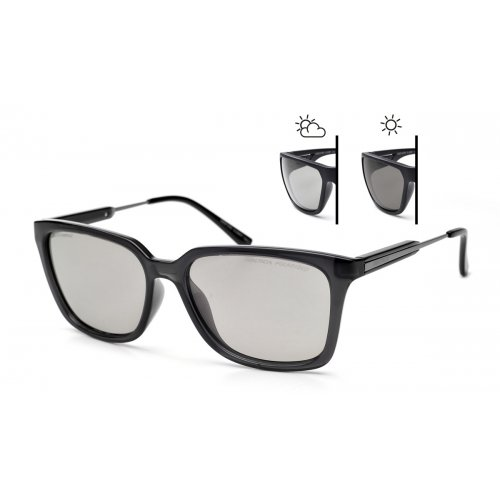 Fotochromatické okuliare SANFORD Black 2a12d9cea59
