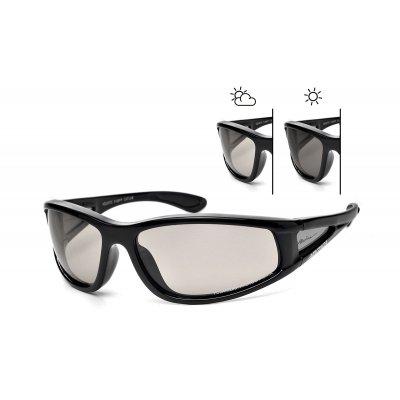 Fotochromatické okuliare SPORTY Black