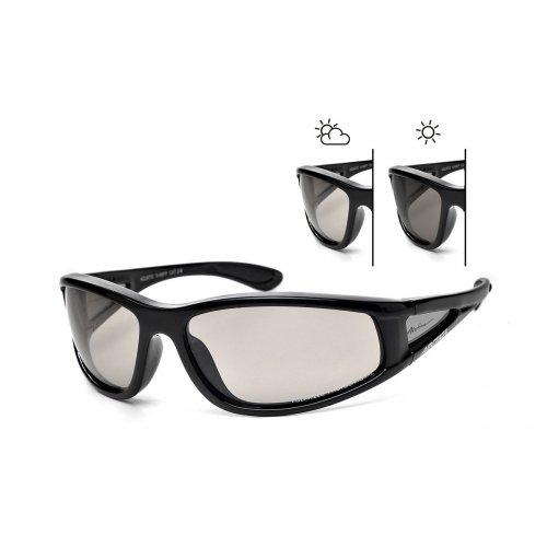 Fotochromatické okuliare SPORTY Black afbf75da64c