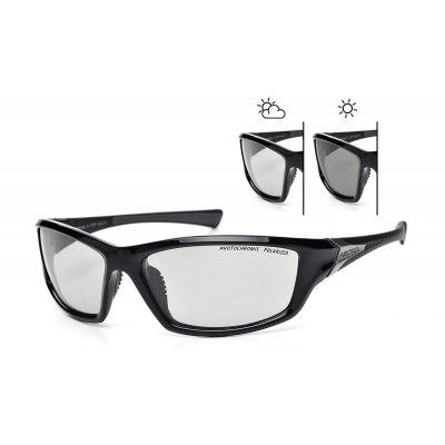 Fotochromatické okuliare STRONG Black