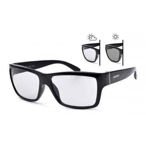 Fotochromatické okuliare INSPIRE Black 54bd99bd8e3
