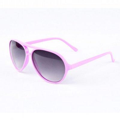 Okuliare - AVIATOR ružové