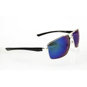 Slnečné okuliare Ronie Silver Green-Blue