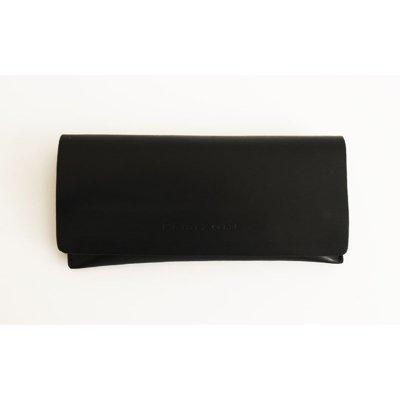 Obal na okuliare z ekologickej kože - peňaženkový