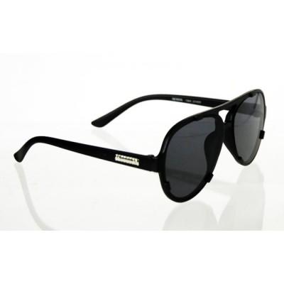 Slnečné okuliare - AVIATOR čierne