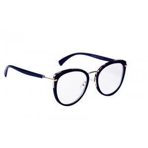 Okuliare na počítač Blue Light Gold Line Blue