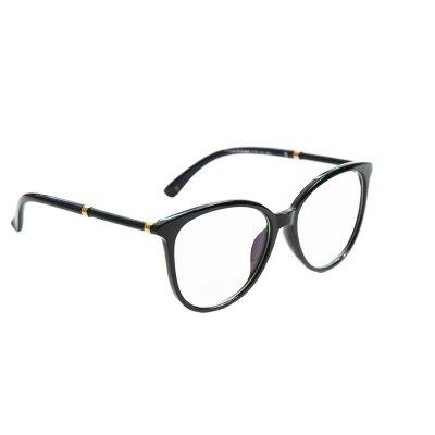 Okuliare na počítač Blue Light Gold Ring BLACK