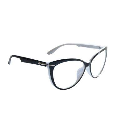 Okuliare na počítač Blue Light Silver Diamond Black&White