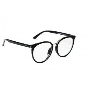 Okuliare na počítač Blue Light Silver Line Black