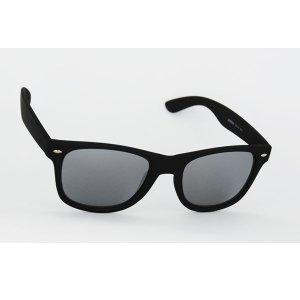 Slnečné okuliare Wayfarer čierne matné