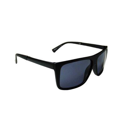 Pánske slnečné okuliare Square Design Blacky BLACK - matné