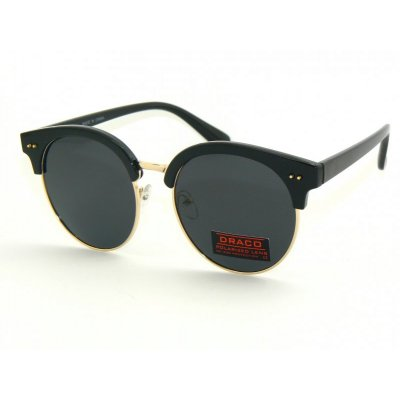 Polarizačné okuliare Clubmaster LA Black