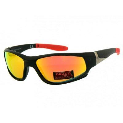 Športové polarizačné okuliare Red