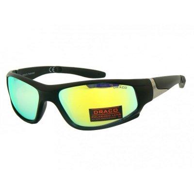 Športové polarizačné okuliare Yellow