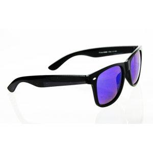 Polarizačné okuliare Wayfarer Black&Blue