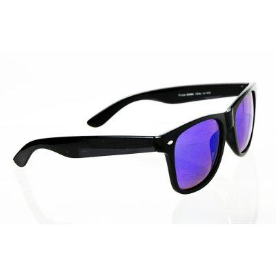 Polarizačné okuliare Wayfarer Blue&Green